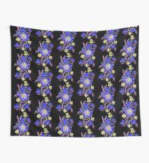 Blue Boquet Wall Tapestry