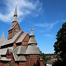 Stave Church by karina5