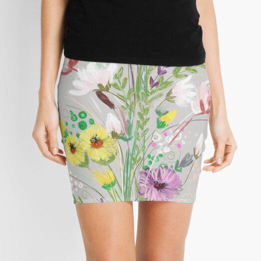 Grey Garden Selection  Mini Skirt
