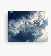 Clouds #11 Canvas Print