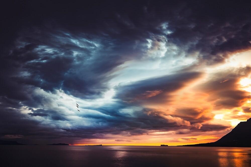 « Trouble in the Sky » par Philippe Sainte-Laudy