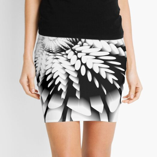 3D #091 Mini Skirt