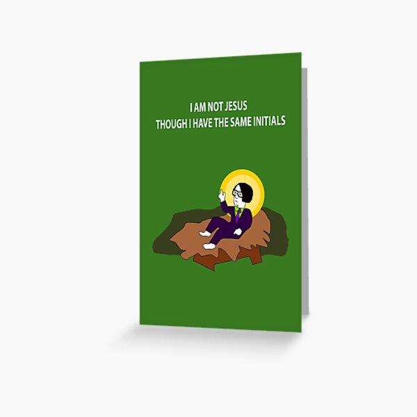 JC Greeting Card