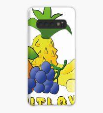 Funda/vinilo para Samsung Galaxy Fruit Lover