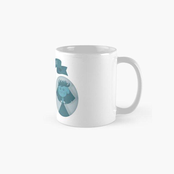 the winter hat-off. Classic Mug