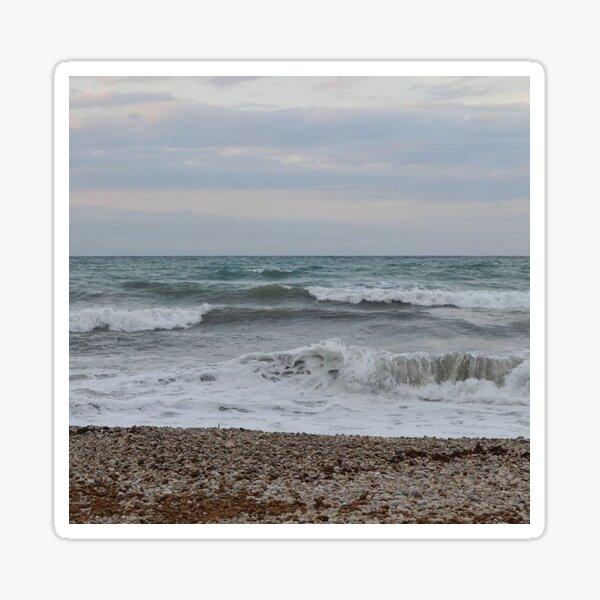 wilde Wellen Sticker