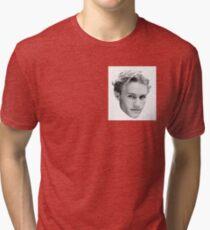 Heath Ledger Tri-blend T-Shirt