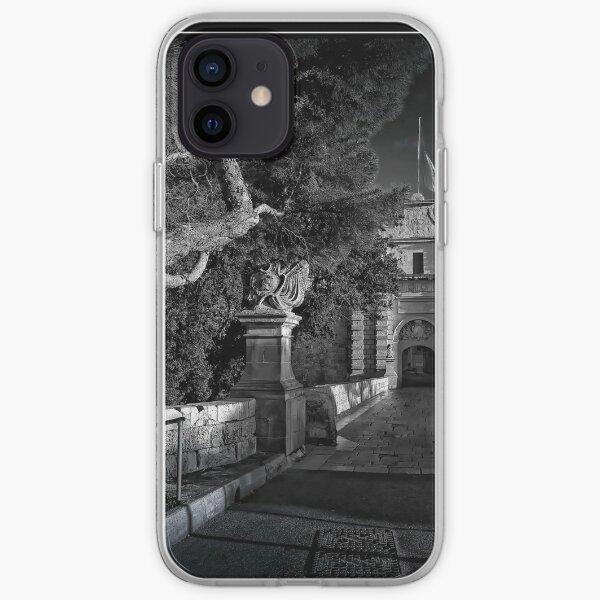 Mdina, MALTA ----THE SILENT CITY, portal 1450 AD iPhone Soft Case