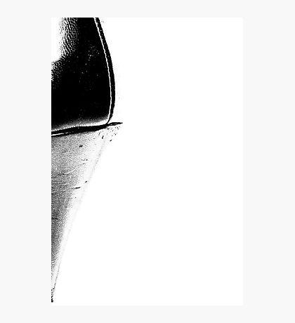 High-heeled shoe Photographic Print
