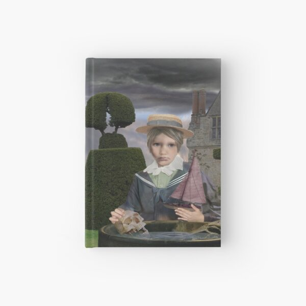The Young Prince Of Denmark Hardcover Journal