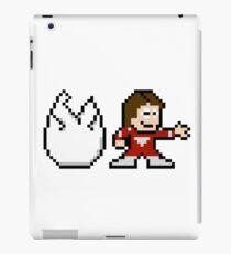 8bit Mork, Robin Williams kein Text iPad-Hülle & Klebefolie