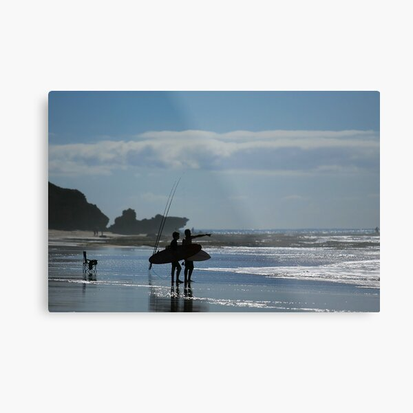 Summertime...and the living is easy Metal Print