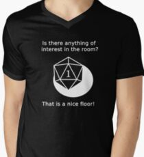 D20 Critical failure - Perception T-Shirt