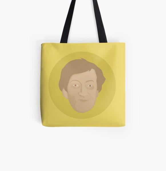 Stephen All Over Print Tote Bag