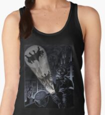 BAT SIGNAL Women's Tank Top