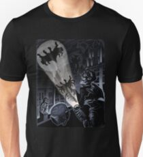 BAT SIGNAL Unisex T-Shirt