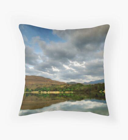 Naverone reflection - South Africa Throw Pillow