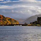 Eilean Donan Castle by Andrew Ness - www.nessphotography.com