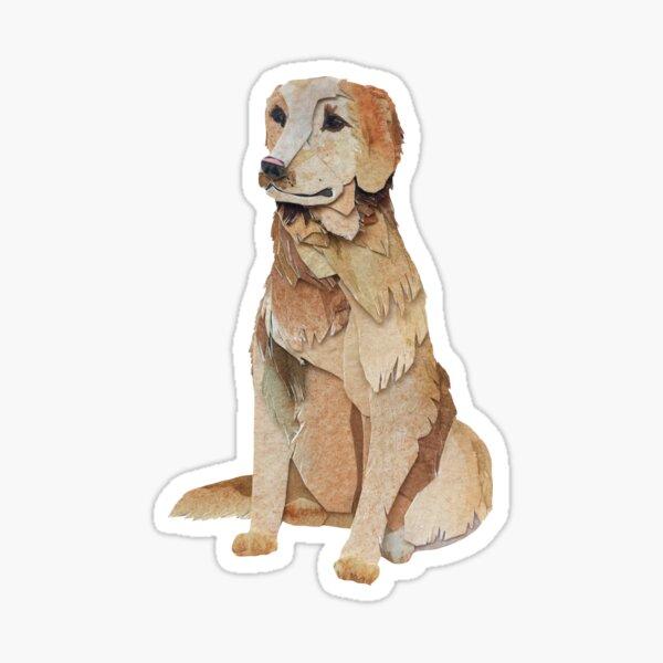 The Golden One Sticker