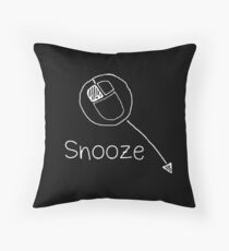Life is Strange Snooze Throw Pillow