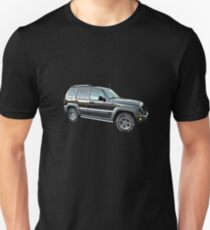 Jeep Liberty Unisex T-Shirt