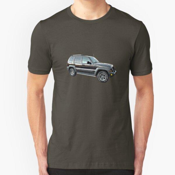 Jeep Liberty Slim Fit T-Shirt