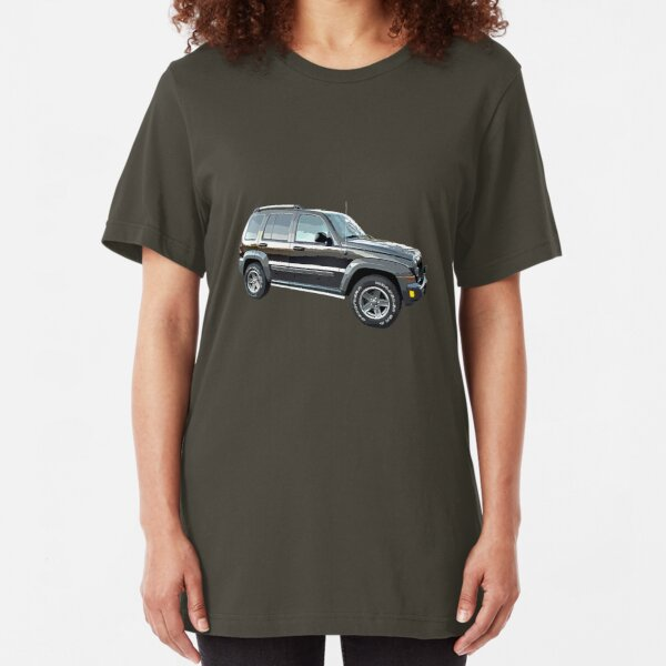 Jeep Liberty Slim Fit T-Shirt