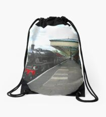 Loughborough Grand Central Station: 'The Elizabethan' Drawstring Bag