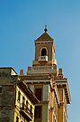 The Bacardi building, Havana, Cuba by David Carton