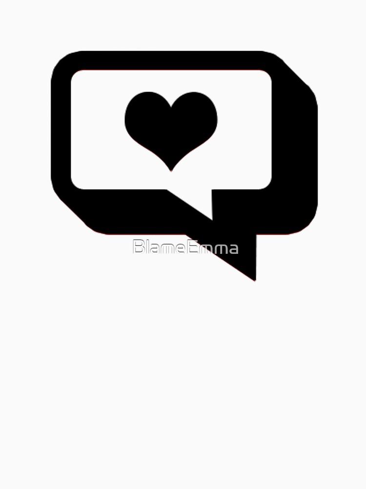 Love Talk. by BlameEmma