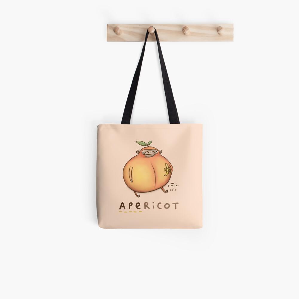 Apericot Tote Bag