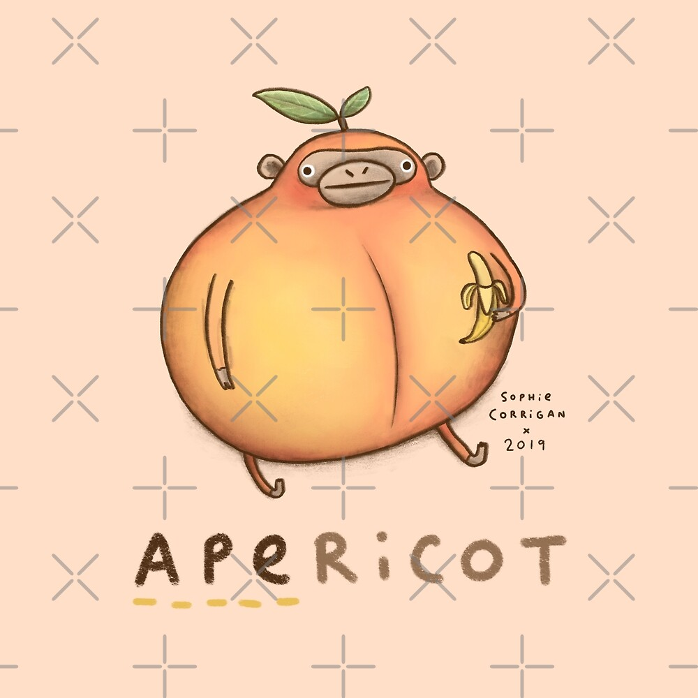 Apericot by Sophie Corrigan