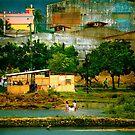Mandaue City by Ross Throndson