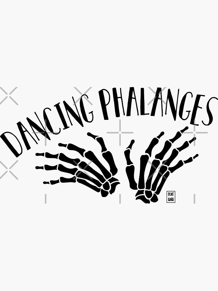 Dancing phalanges by featuringabi