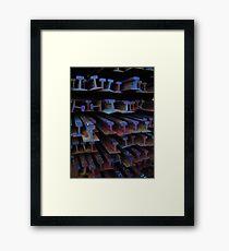 Rails #5 Framed Print
