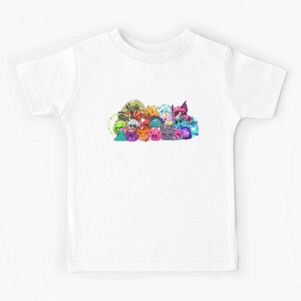 Slime Rancher Update: Secret Slimes Kids T-Shirt