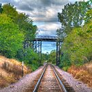 Under The Old Bridge by ECH52