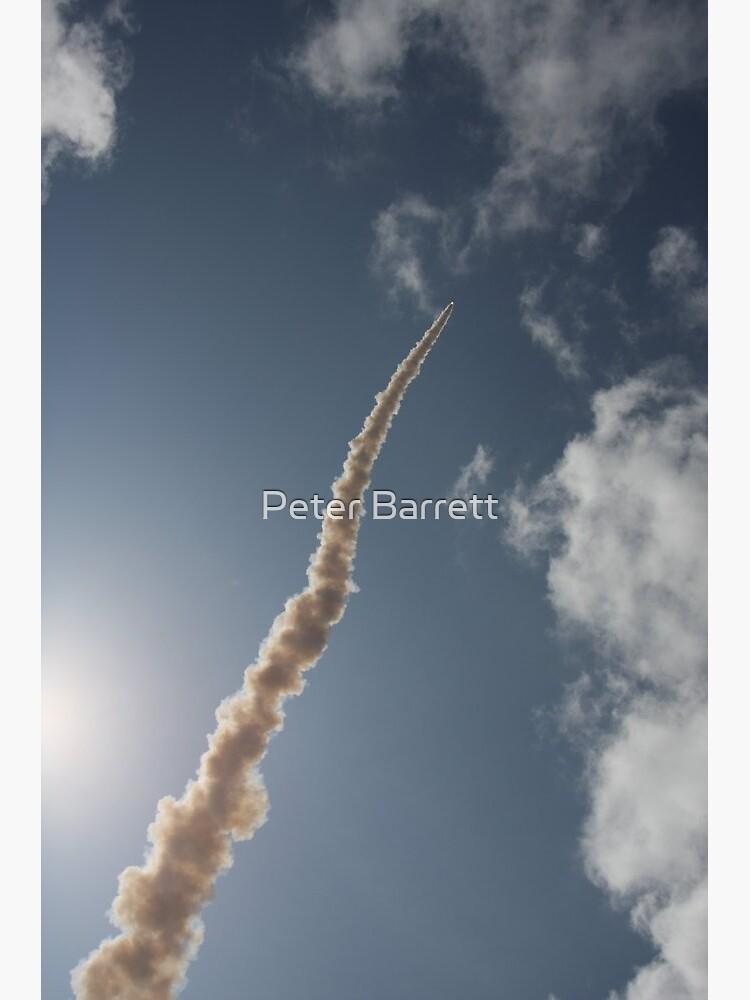 Rocket Launch 2 - skywards by hartrockets