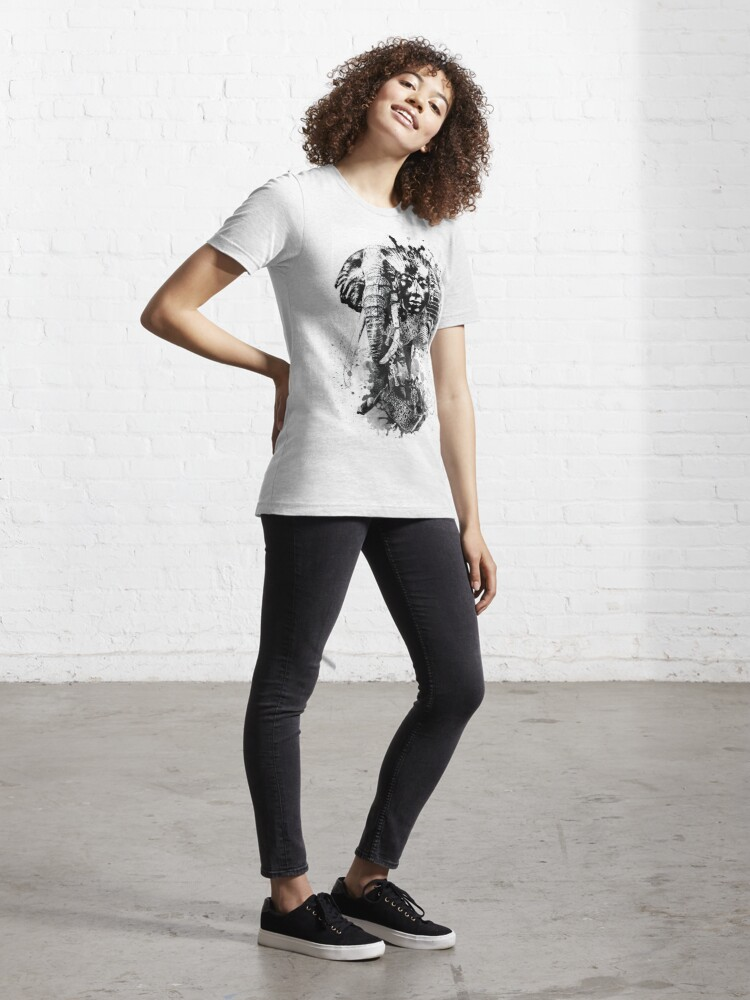 Alternate view of Nubia Essential T-Shirt