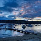 Another Day - Paradise Beach , Sydney - The HDR Experience by Philip Johnson