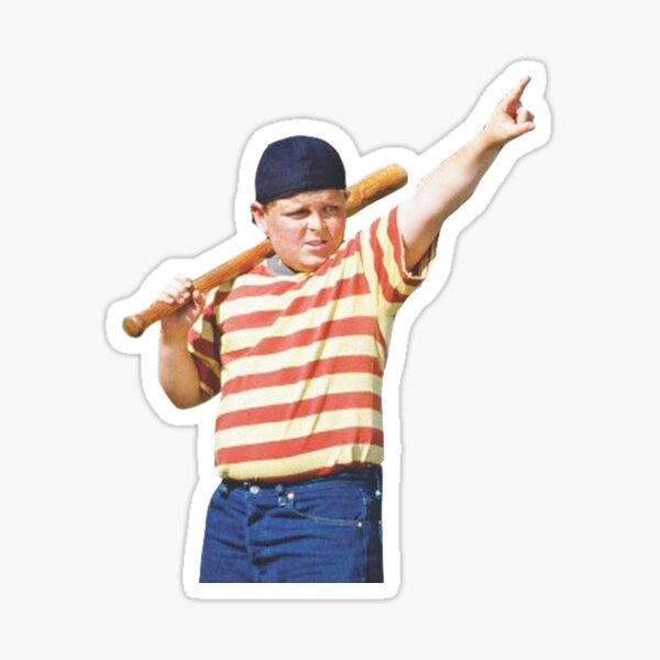 You're killing me Smalls Sticker