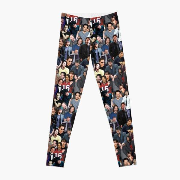 ALL of Keanu Reeves Leggings