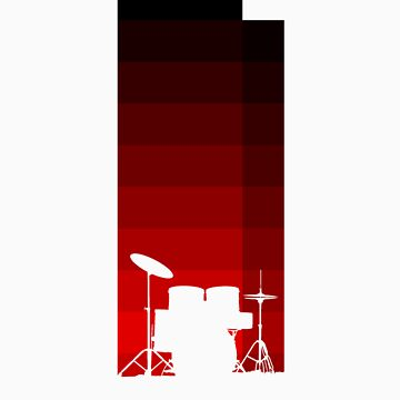 Red Drums by JuhoL