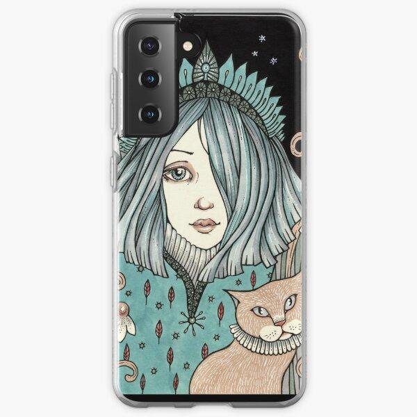 Snowdrop Samsung Galaxy Soft Case