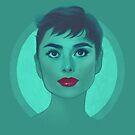 Audrey by MeganLara