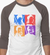 Renaissance Ninjas Men's Baseball ¾ T-Shirt