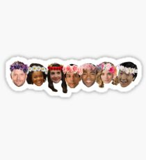 The Greendale Seven Sticker