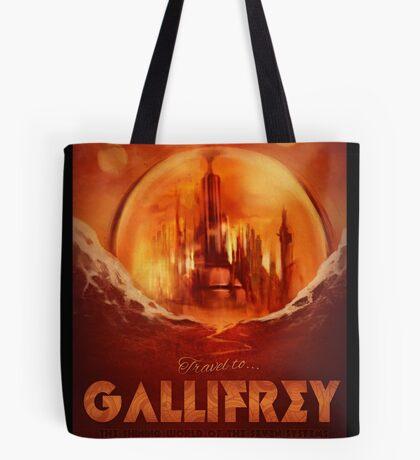 Travel To...  Gallifrey! Tote Bag