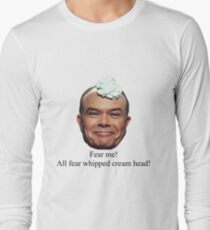 Red Forman - Whipped Cream Head T-Shirt