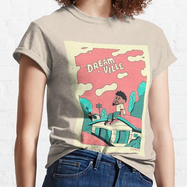 J Cole Dreamville Classic T-Shirt